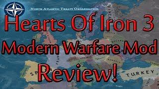 Hearts Of Iron 3 Modern Warfare Mod Review
