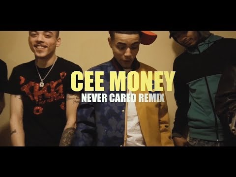 Cee Money - Never Cared Remix (Official Music Video)