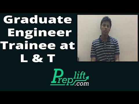 Graduate Engineer Trainee at L&T