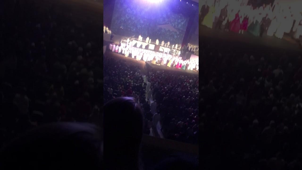 Woodstock Baptist Atlanta Christmas Musical 2016 - YouTube