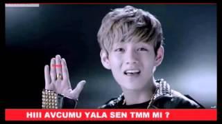 K-pop cılgın capss Video