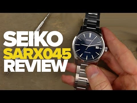 A Great Everyday Watch To Consider | Sarx045 Review