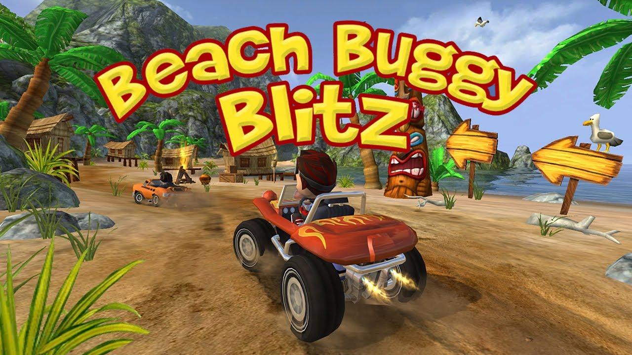 Beach Buggy Blitz™ - Universal - HD Gameplay Trailer - YouTube