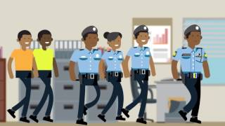 Everyday we meet - The Nigeria Police Force