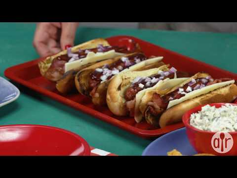 How to Make Killer Bacon-Cheese Dogs | Hot Dog Recipes | Allrecipes.com