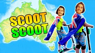 We travelled on Lime Scooters for 11 hours