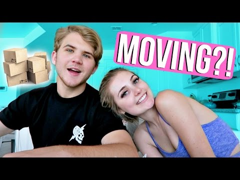 MOVING OUT OF UTAH?!