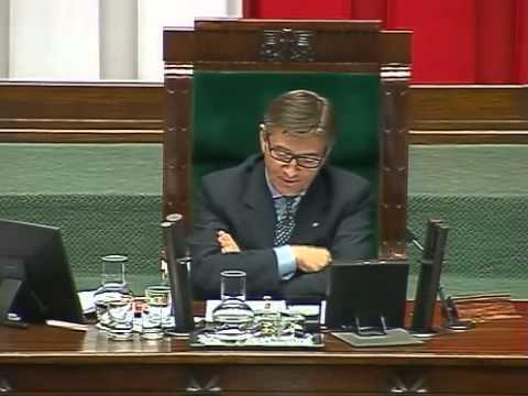 [282/290] Marek Kuchciński: Dziękuję, panie pośle. Proszę już nie opuszczać mównicy, bo ma..
