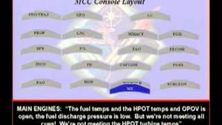 STS-93 Ascent MCC FCR Internal Loop