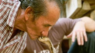 Thailand's Famous Snake Village | Earth Unplugged