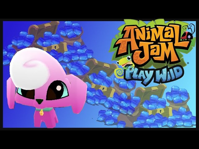 ANIMAL JAM PLAY WILD  | 50% MORE SAPPHIRES!!!