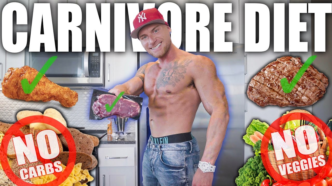 Carnivore Shredding Diet Meal Plan   Meal By Meal