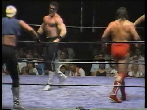 Blade Runners vs. Steve Williams & Ted DiBiase [1986-05-09]