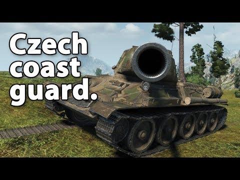 Czech coast guard.