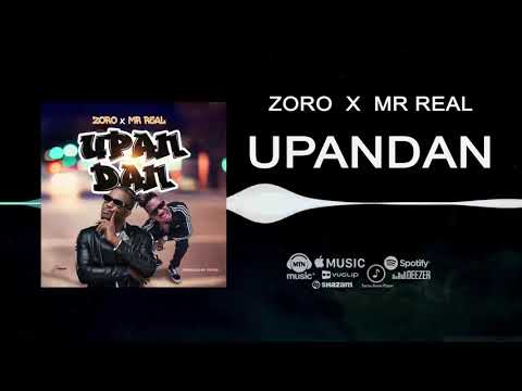 Zoro - Upandan [Official Audio] ft. Mr Real