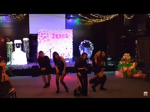 [Dance Performance] Bad Boy + Love on the Brain @ Jesca's 18th Debut