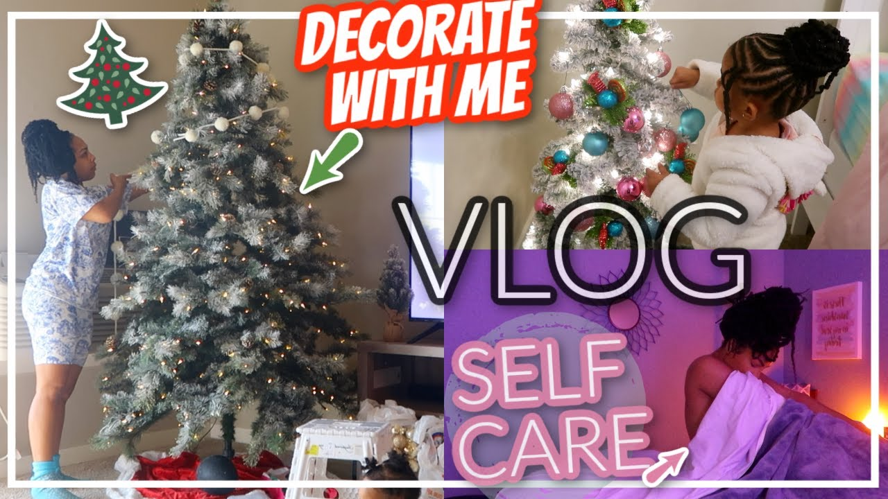 NEW* 2020 CHRISTMAS DECORATE WITH ME VLOG | HOLIDAY DECOR 2020