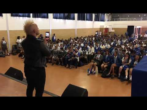 WCED Anti-bullying campaign - Raise your voice not your voice not your cellphone