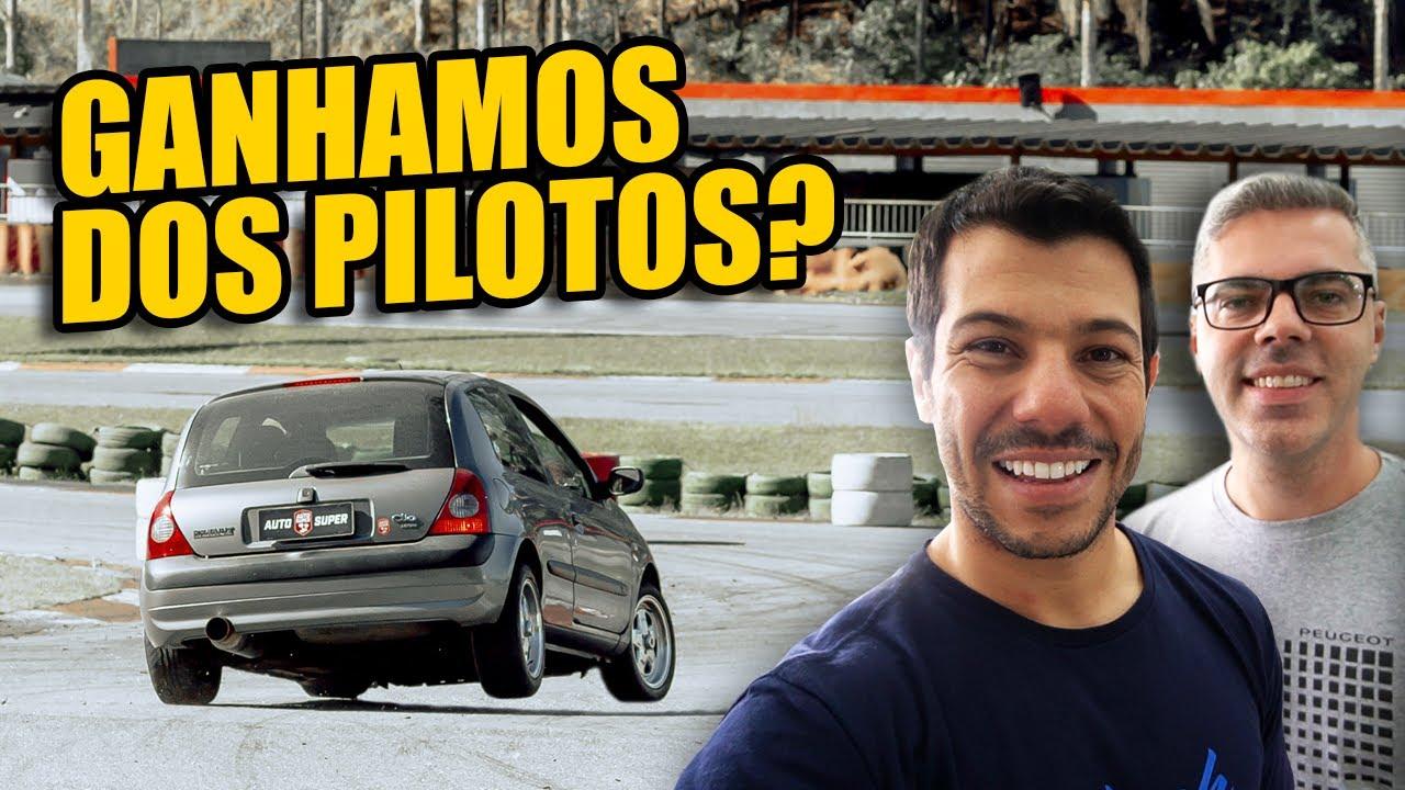 CUPINS de SemiSlick vs PILOTOS PROFISSIONAIS de Goodride - Quem Ganhou!? (BY PNEUFREE)