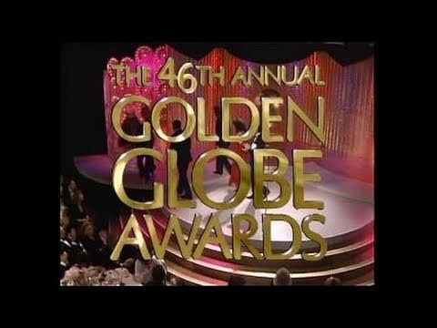 Wonder Years Wins Best TV Series Musical or Comedy - Golden Globes 1989