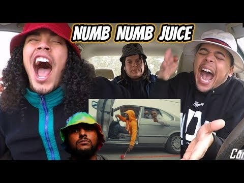 ScHoolboy Q - Numb Numb Juice [Official Music Video] REACTION REVIEW Mp3