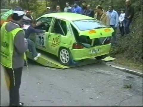 rally crash 2005