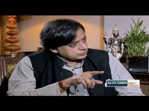 To The Point with Shashi Tharoor