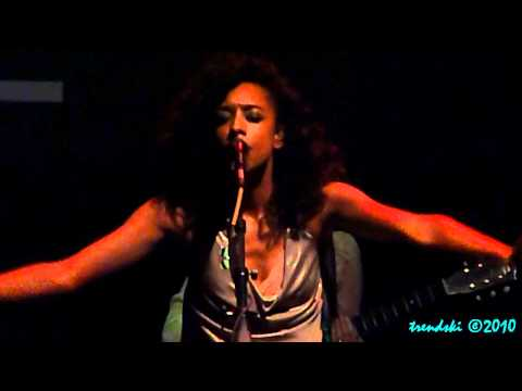 Is This Love by Corinne Bailey Rae @ The Avalon, Hollywood 10/28/10