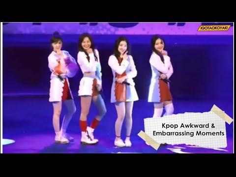 Kpop Awkward & Embarrassing Moments - Part 35