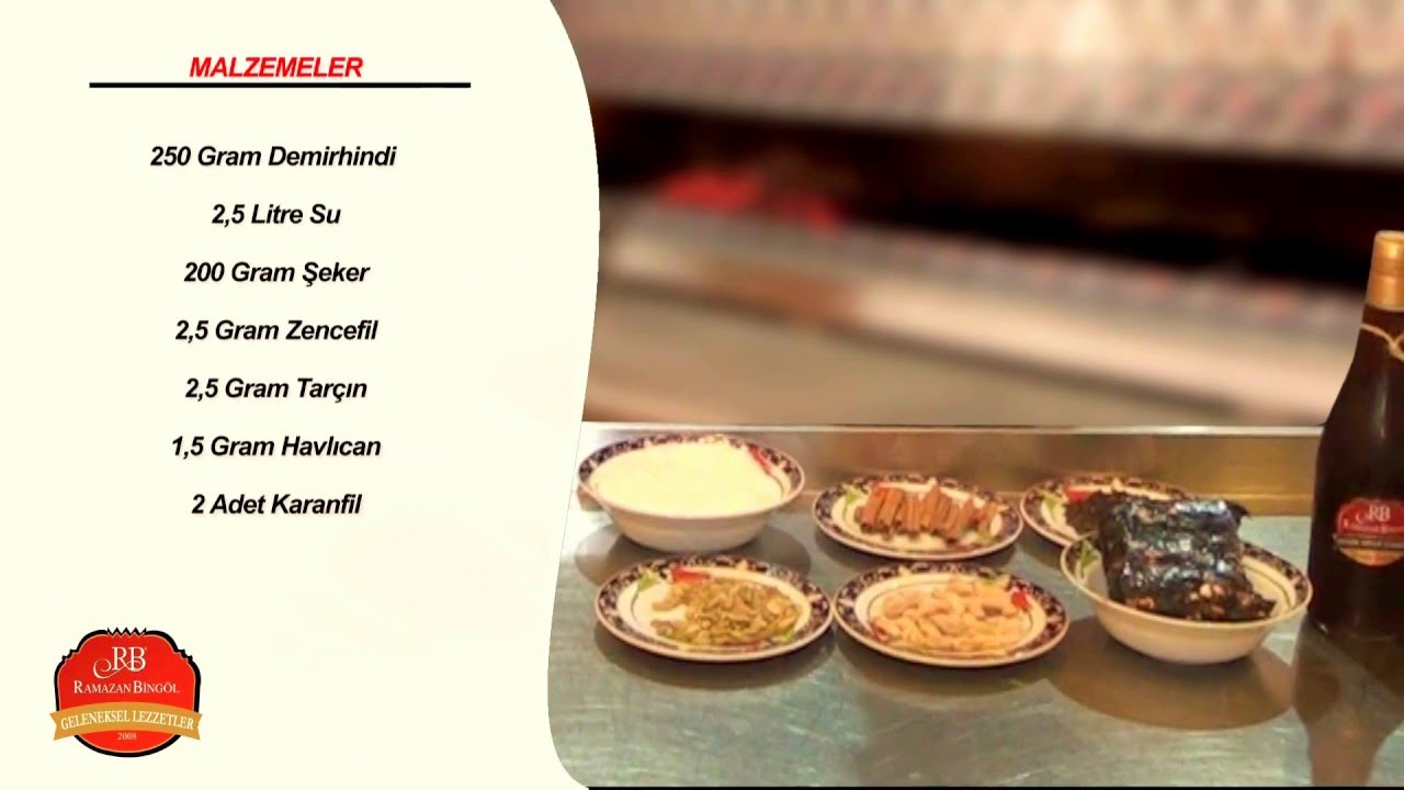 Demirhindi Hangi Yemeklerde Kullanılır
