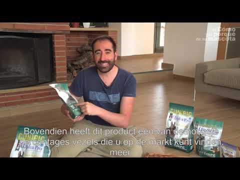 ALPHA PRO   Een graanvrij, hoog vezelgehalte en suikervrij dieet voor oude konijnen