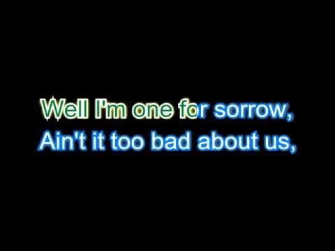 One for Forrow - Steps Karaoke Version Videoke