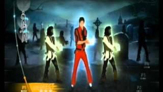 Michael Jackson The Experience Thriller