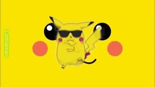 Pikachu GANGNAM STYLE.