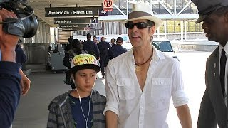Perry Farrell Heads Out For Summer Vacation With The Family, Talks Caitlyn Jenner
