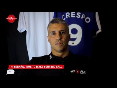 The Big Call - Spurs v Chelsea with Hernán Crespo