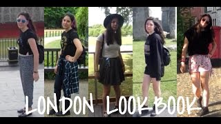 LONDON LOOKBOOK Thumbnail