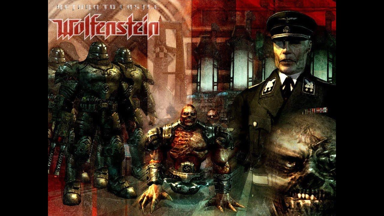 Скачать Игру Return To Castle Wolfenstein 2 Через Торрент - фото 9