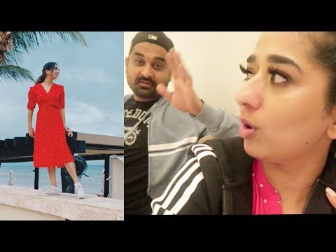 Rainy Day In Cancun Mexico Day 4 || Indian Mom Vlogger
