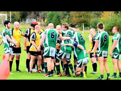 Porvoo old town shamrocks vs Kuopio rugby club