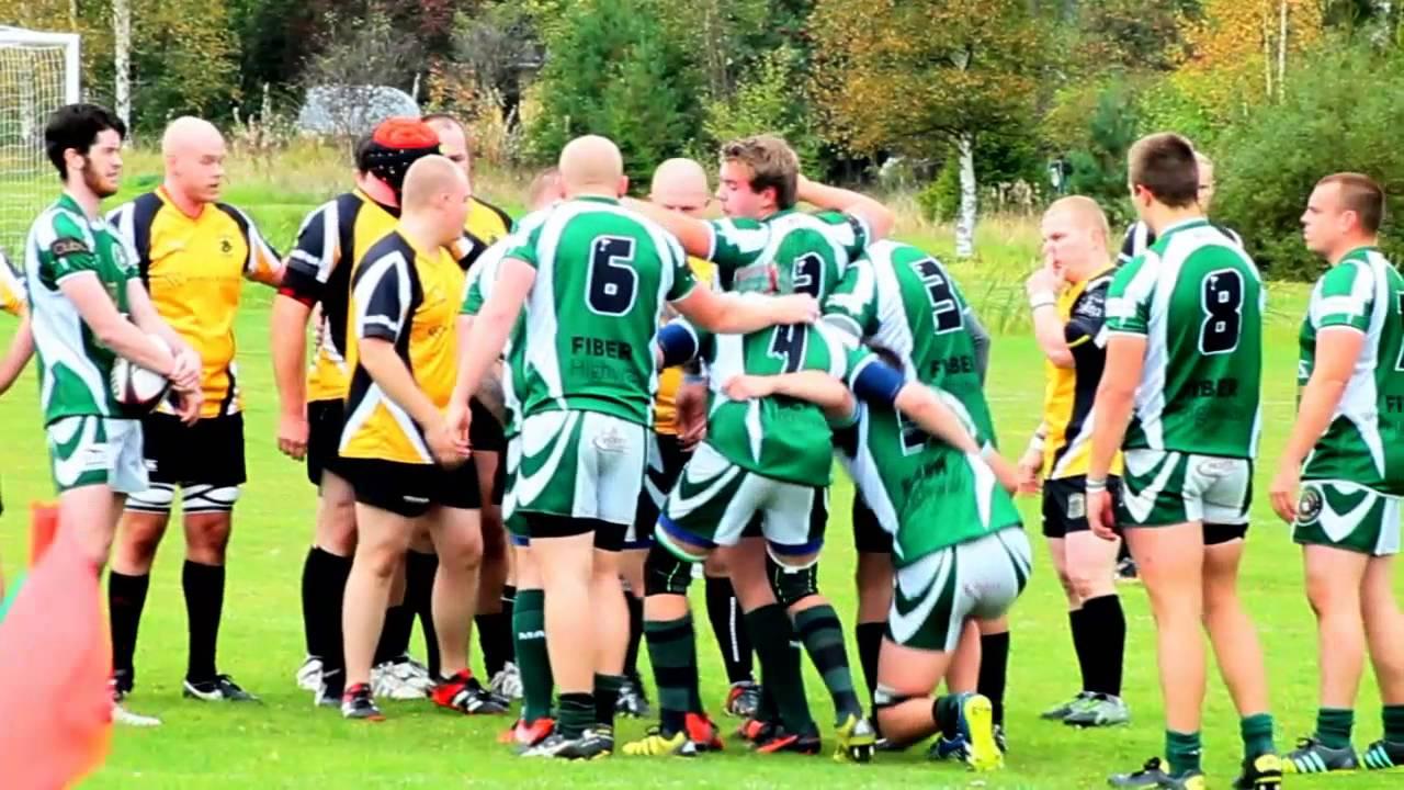 Porvoo old town shamrocks vs Kuopio rugby club - YouTube 8091b1b251