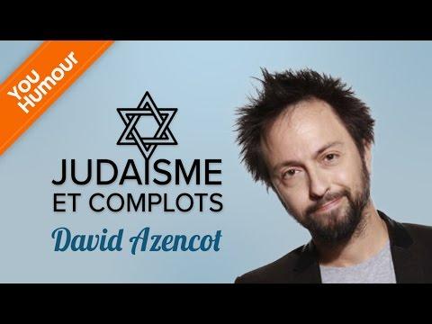 DAVID AZENCOT - Judaïsme et complots