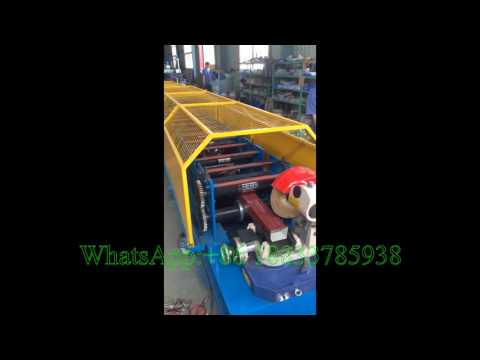 Downspouts Roll Forming Machine