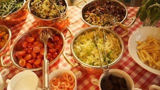 Кулинарный мастер-класс от итальянского шефа Массимо(Видеоотчет с кулинарного мастер-класса от итальянского шефа Массимо в ресторане Mama Roma на Фонтанке, 34! Под..., 2015-11-26T13:09:21.000Z)