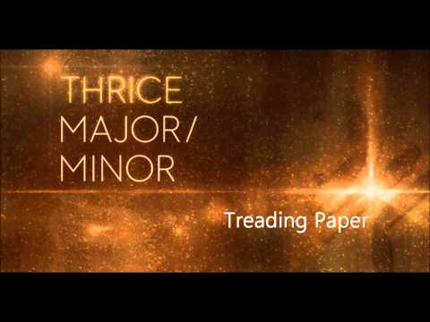 Thrice Major/Minor [Full Album]
