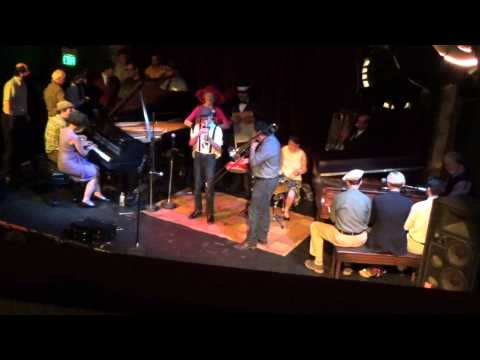 Alexander's Ragtime Band -- 2015 SCRF Finale