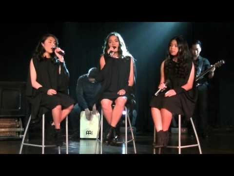Cater 2 U by TTS  (Covered by Julia Cagas, Nikki Martin and Candice Mitra)