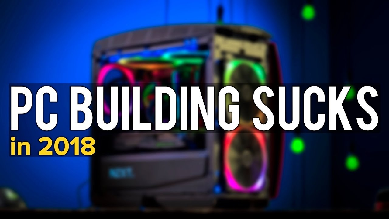 HOW MUCH DOES IT COST TO BUILD A GAMING PC IN 2018