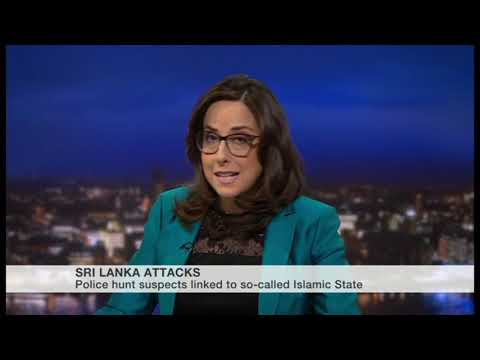 Sri Lanka Attack Breaking News Bombings and Later Update