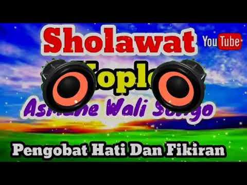Download Sholawat koplo terbaru asmane wali songo pengobat hati dan fikiran